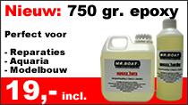 mrboat 750gr