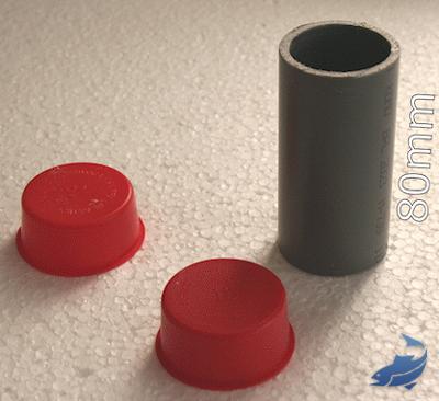 kweekfilter luchtinstroom materiaal